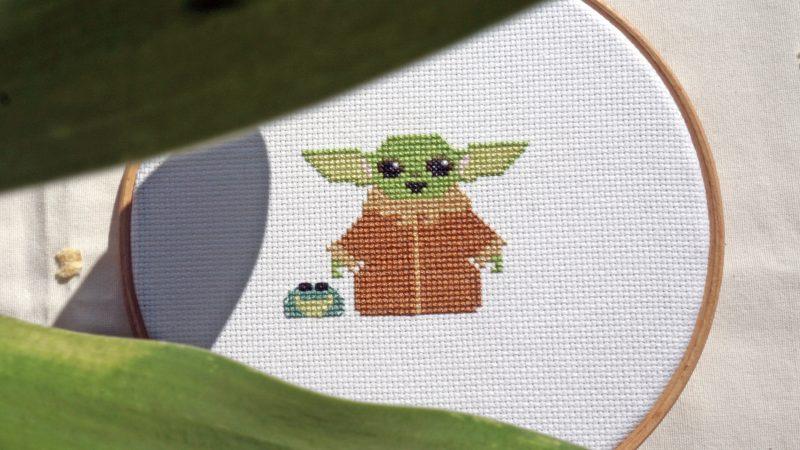 I want to adopt Baby Yoda