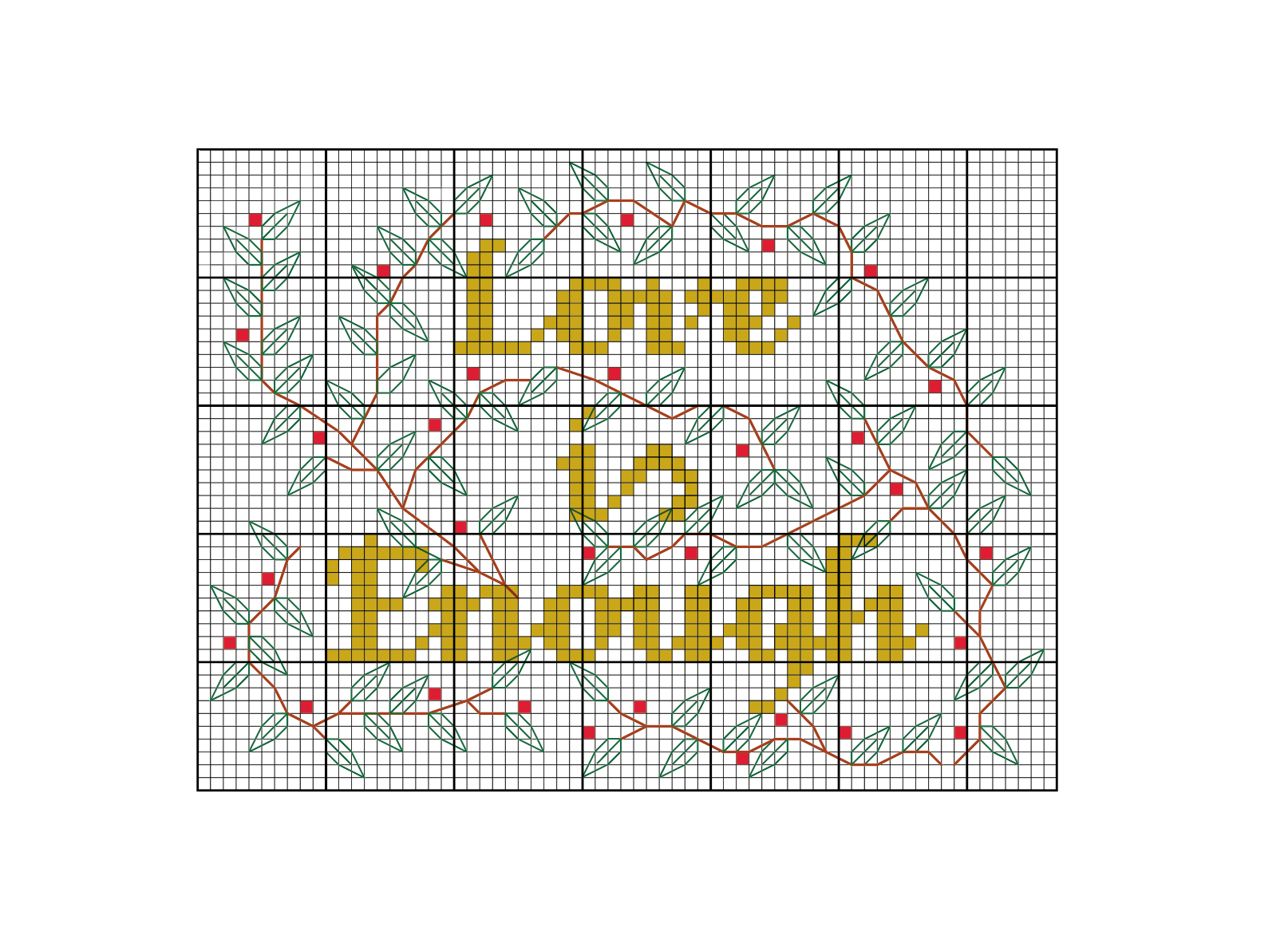 Love is Enough : New Free Cross Stitch Pattern